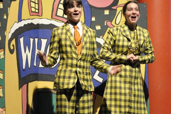 Seussical performed by Frome Musical Theatre Company