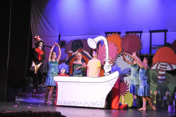 Seussical the Musical Frome Musical Theatre Company 2018