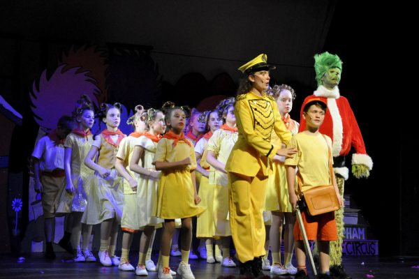 Seussical Frome Musical Theatre Company Spellbound 2018