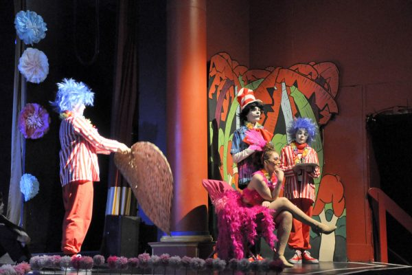 Seussical the musical performed in Frome