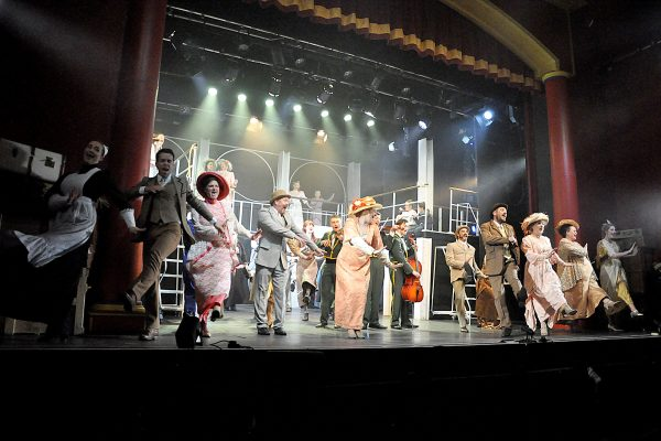 Titanic on Frome stage