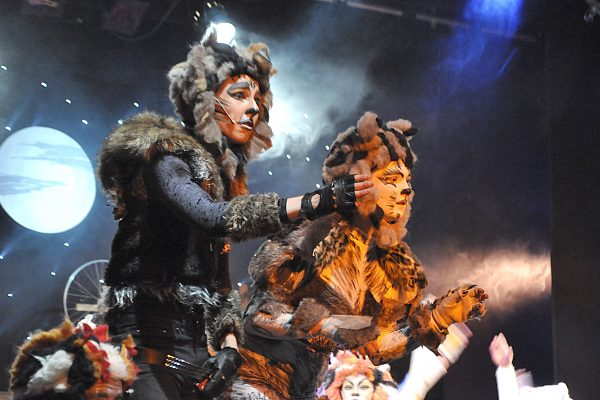 FMTC musical performance of CATS in Frome