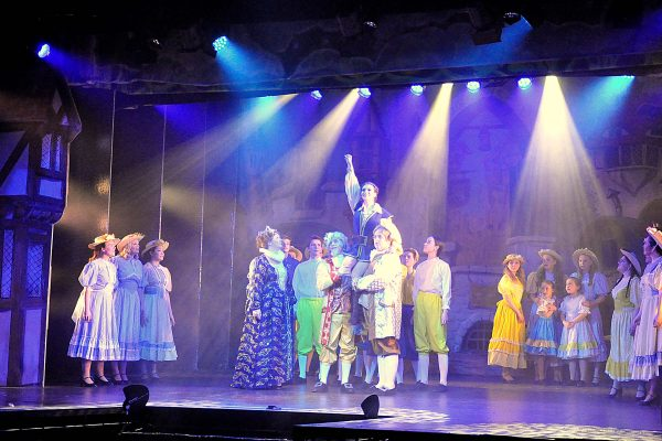 pantomime jack and the bean stalk