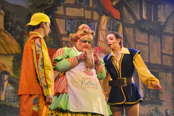 Jack and the Beanstalk pantomine in Frome