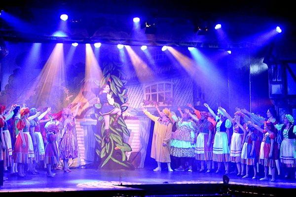 Jack and the Beanstalk FMTC panto