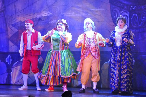 Jack and the Beanstalk performaed by FMTC