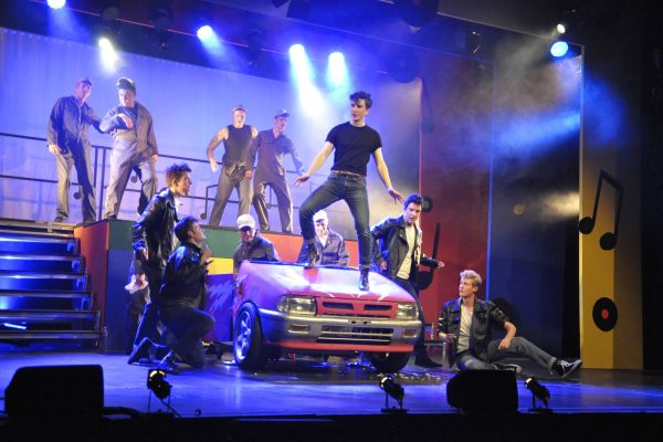 Grease in Frome