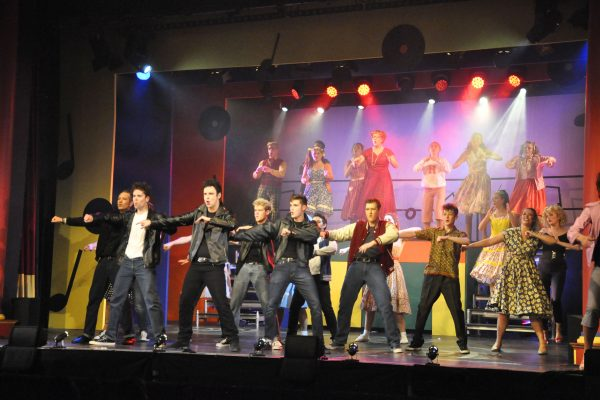 Grease performed by FMTC
