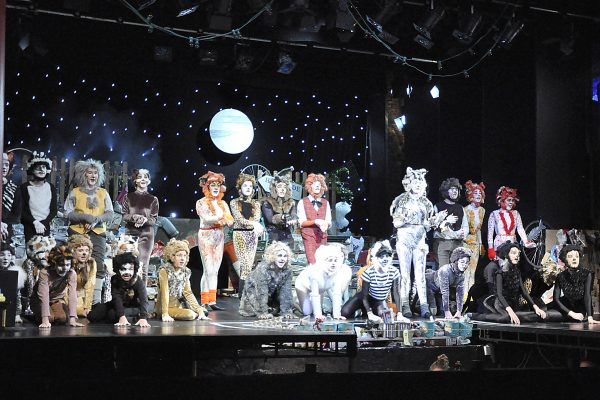 CATS performed by Frome Musical Theatre Company
