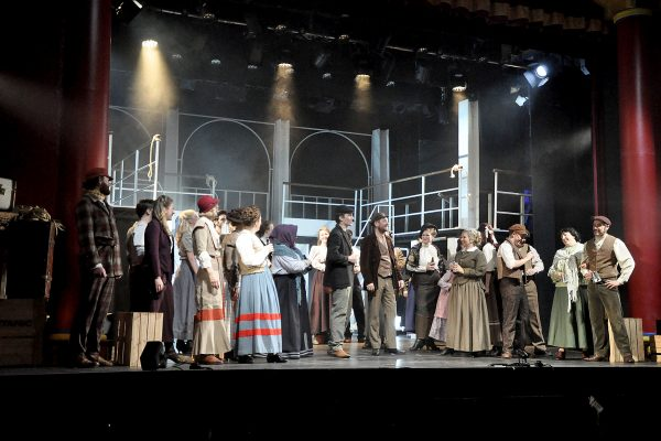 Titanic performed at the Frome Memorial Theatre