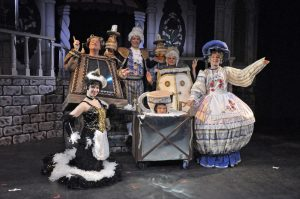 Frome Musical Theatre Company perform Beauty and the Beast