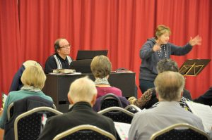 musical, frome, singing, concert