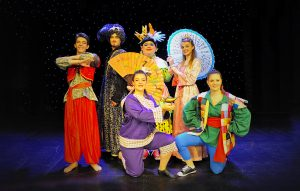 Aladdin at the Frome Musical Theatre Company