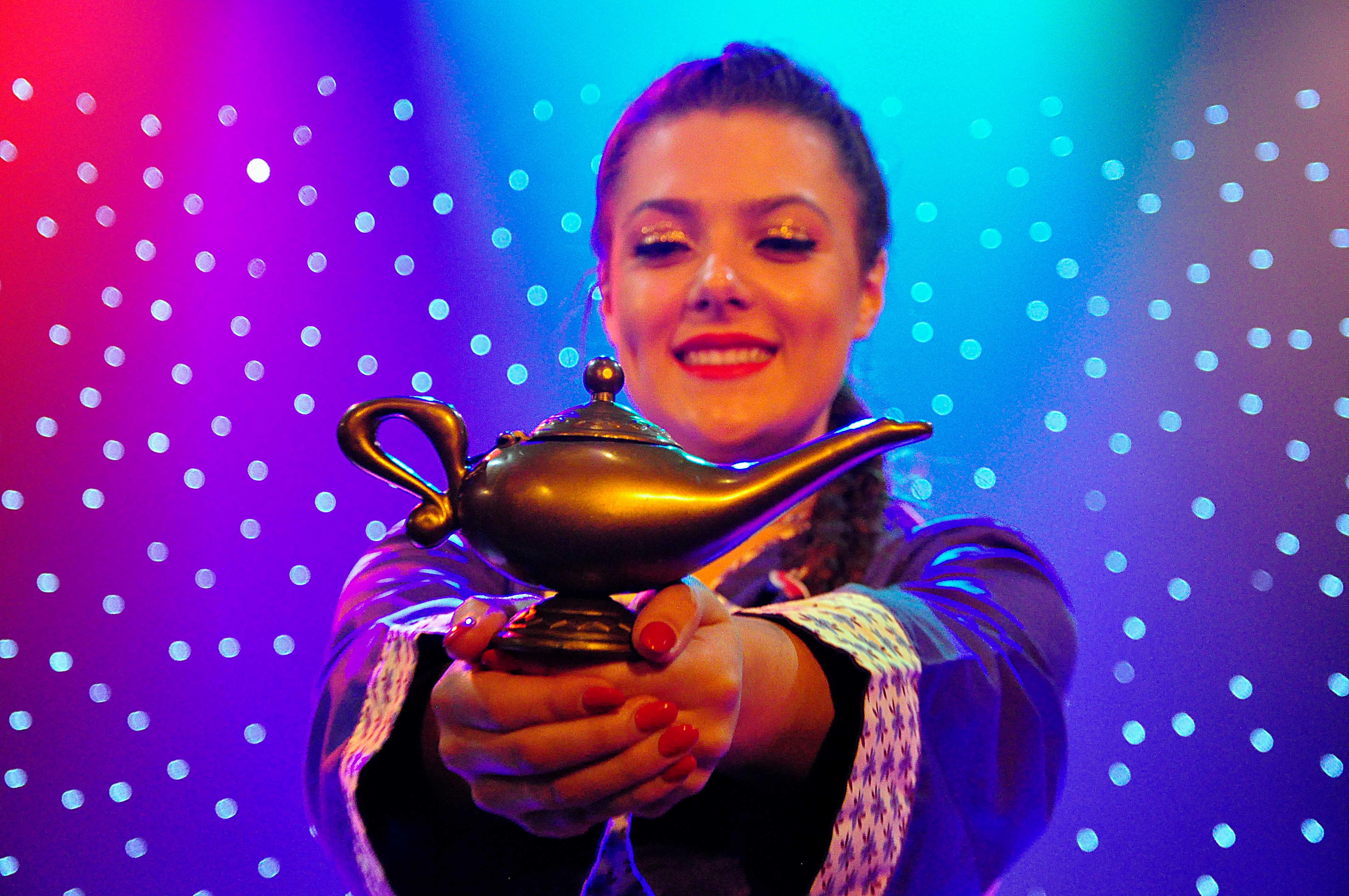 aladdin frome musical theatre